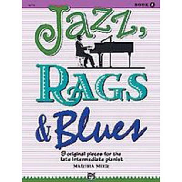 Jazz, Rags & Blues 4. Martha Mier. Piano.