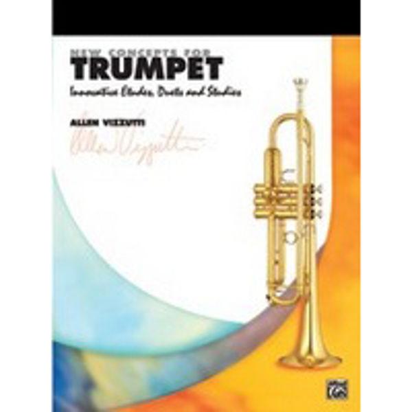 Allen Vizzutti New Concepts for Trumpet