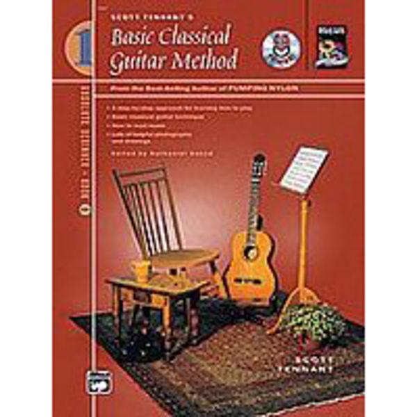 Basic Classical Guitar Method