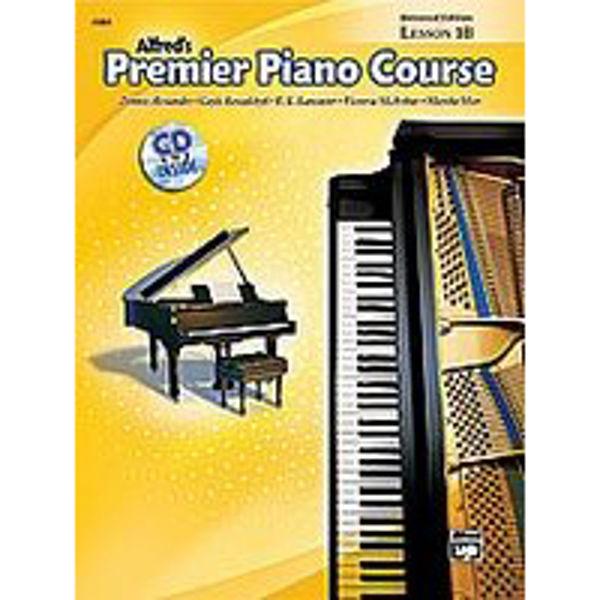 Alfreds Premier Piano Course Lesson 1B Bk/CD