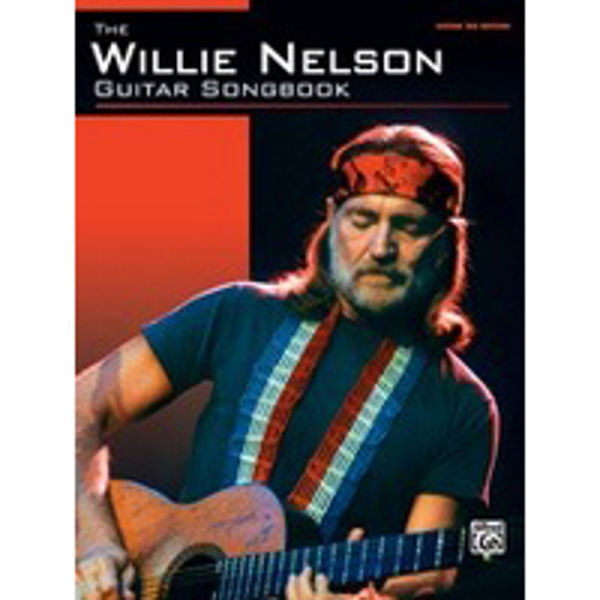 The Willie Nelson Guitar Songbook - Guitar TAB Edition