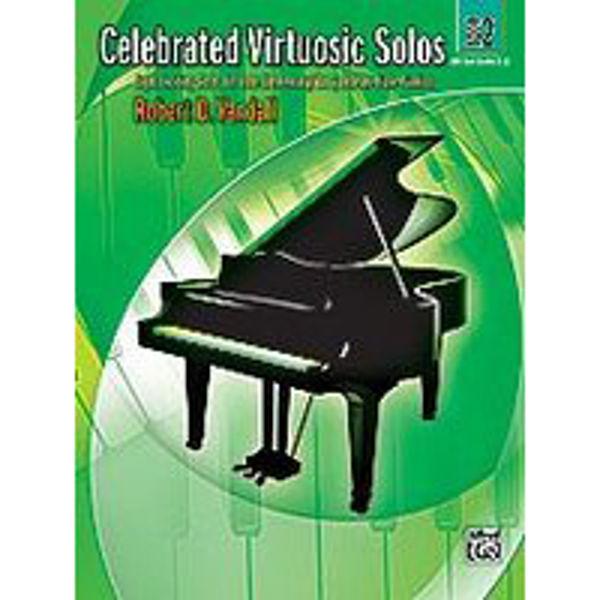 Celebrated Virtuosic Solos Book 2, Robert Vandall