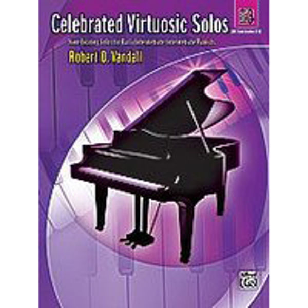 Celebrated Virtuosic Solos Book 3, Robert Vandall