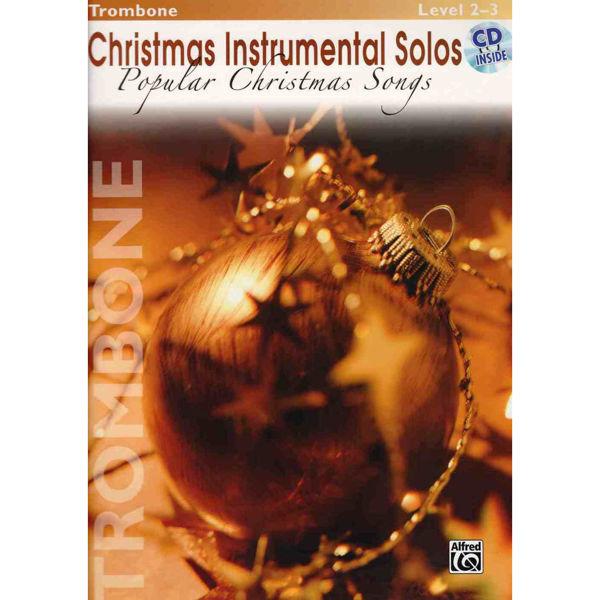 Popular Christmas Songs Instrumental Solos - Trombone