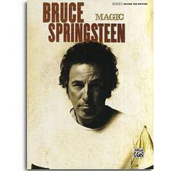 Magic, Bruce Springsteen - Guitar Tab Edition