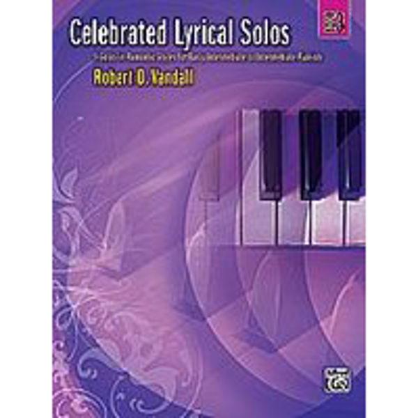 Celebrated Lyrical Solos Book 3, Robert Vandall