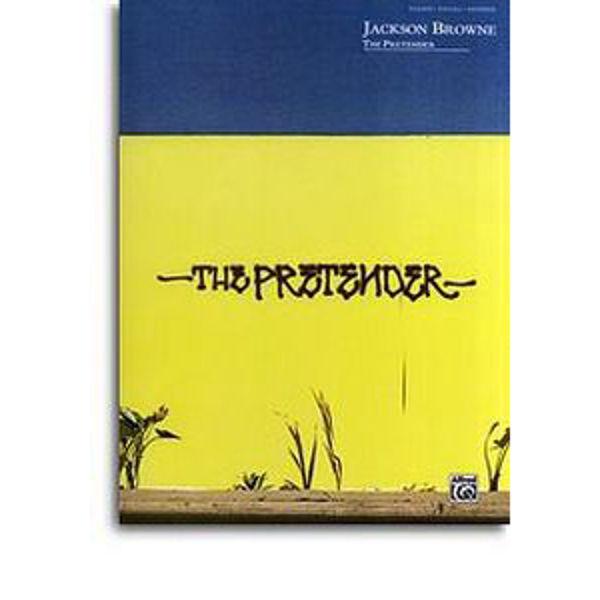 The Pretender, Jackson Browne (PVG)