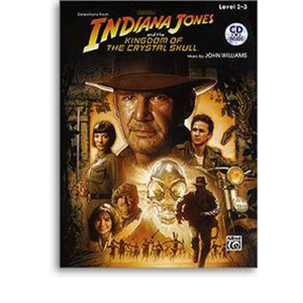 Indiana Jones/Crystal Skull (violin/CD) (Instrumental Solo)