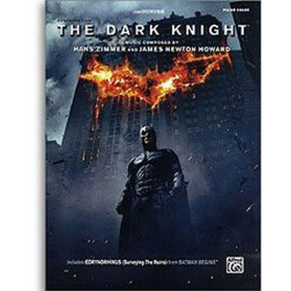 Selections from The Dark Knight (Batman) - Piano solos