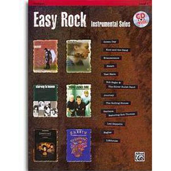 Easy Rock Instrumental Solos, Trompet