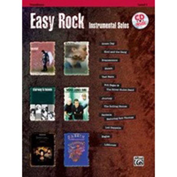 Easy Rock - Trombone m/cd