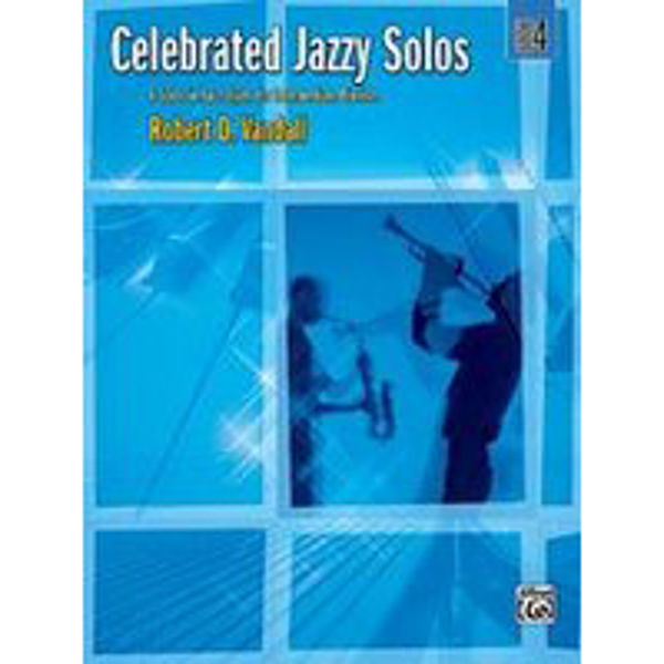 Celebrated Jazzy Solos Book 4, Robert Vandall