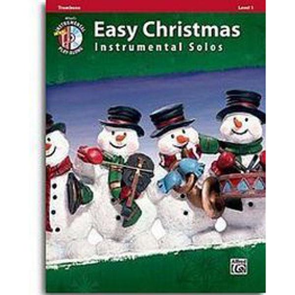 Easy Christmas Instrumental Solos - Trombone m/cd
