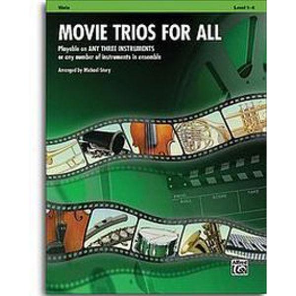 Movie trios for all Viola
