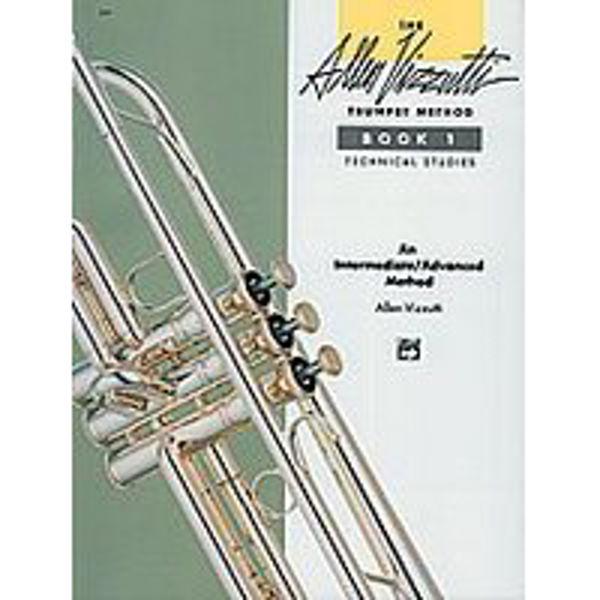 Allen Vizzutti Trumpet Method book 1 Technical studies