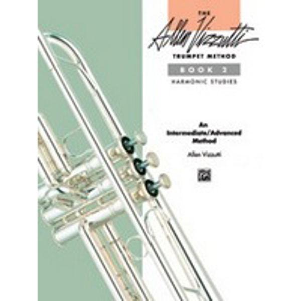 Allen Vizzutti Trumpet Method book 2 Harmonic studies