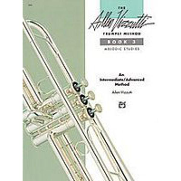 Allen Vizzutti Trumpet Method book 3 Melodic studies