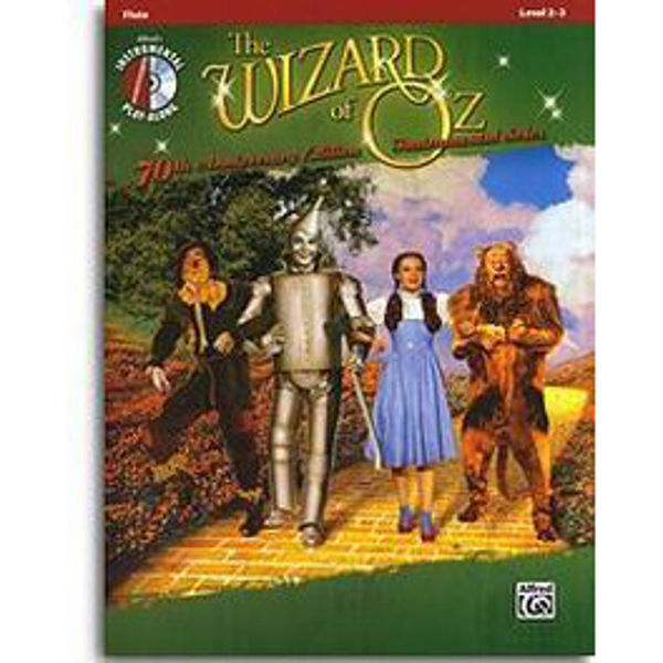 The Wizard of Oz - Solos for Flute m/cd