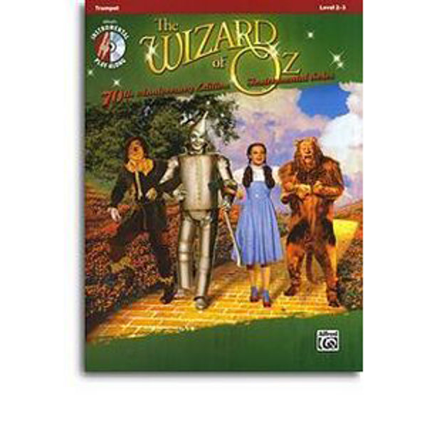 The Wizard of Oz - Trompet m/cd
