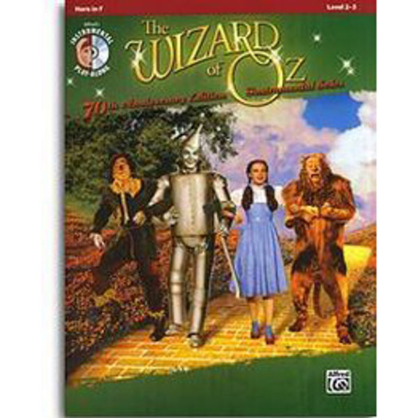 The Wizard of Oz - Horn F m/cd