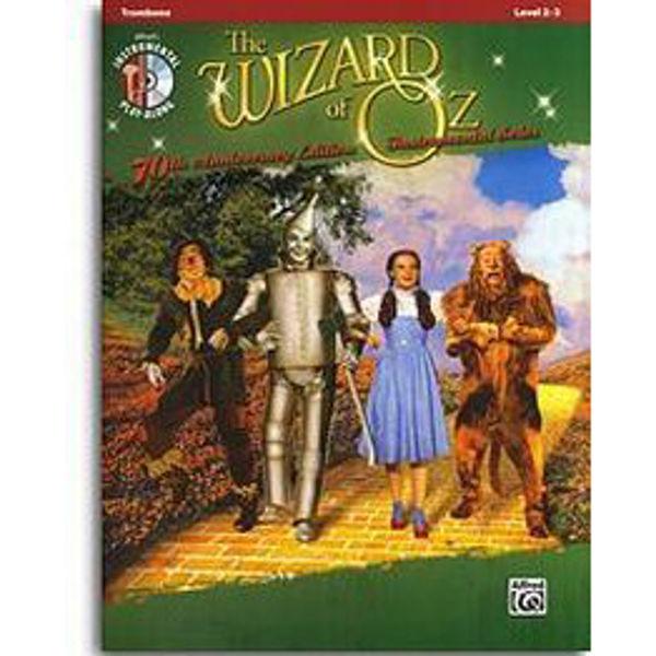 The Wizard of Oz - Trombone m/cd