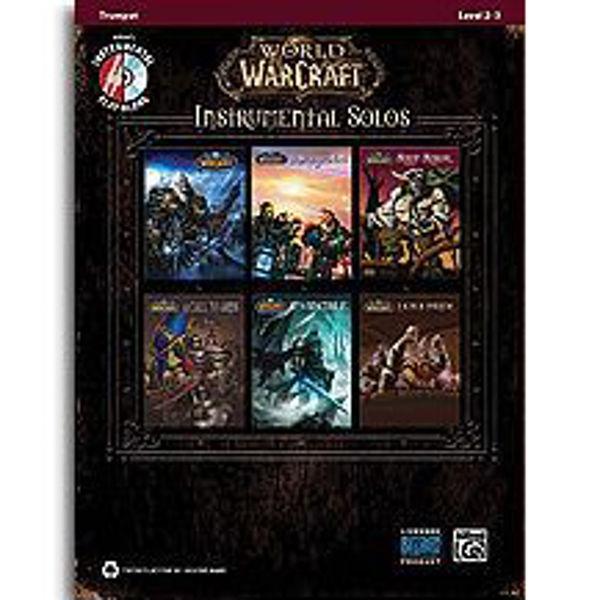 World of Warcraft - Instrumental Solos - Trompet m/cd