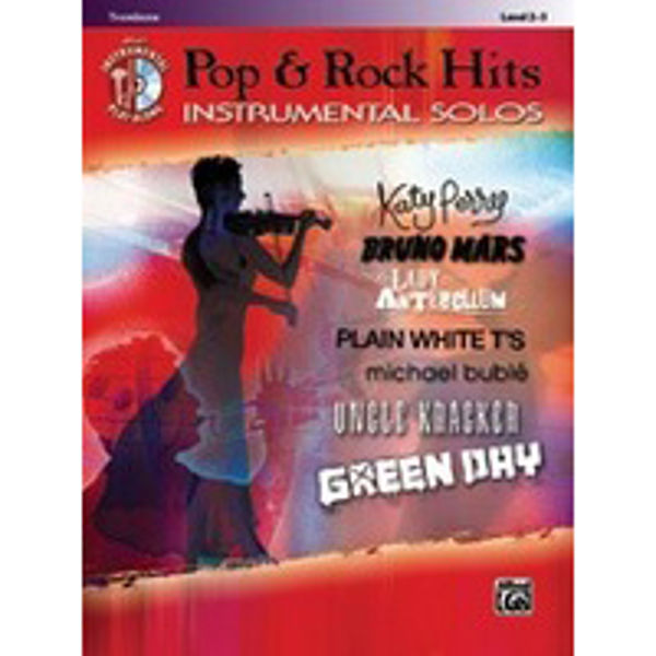 Pop & Rock Hits - Trombone