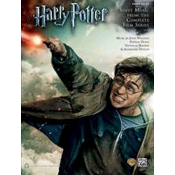Harry Potter Complete Film Series Piano (Piano Solo)