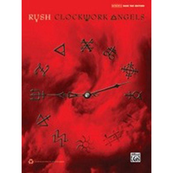 Rush - Clockwork Angels - Bass TAB