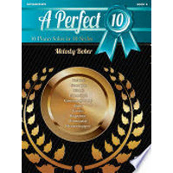 A Perfect 10, Book 4. 10 Winning Solos in 10 Styles