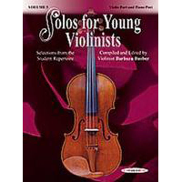 Solos for Young Violinists Vol. 5 Violin and Piano