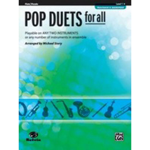 Pop duets for all Flute