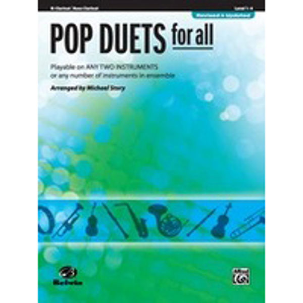 Pop duets for all Clarinet