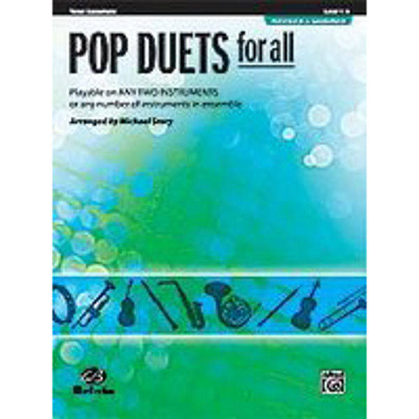 Pop duets for all Ten-Sax