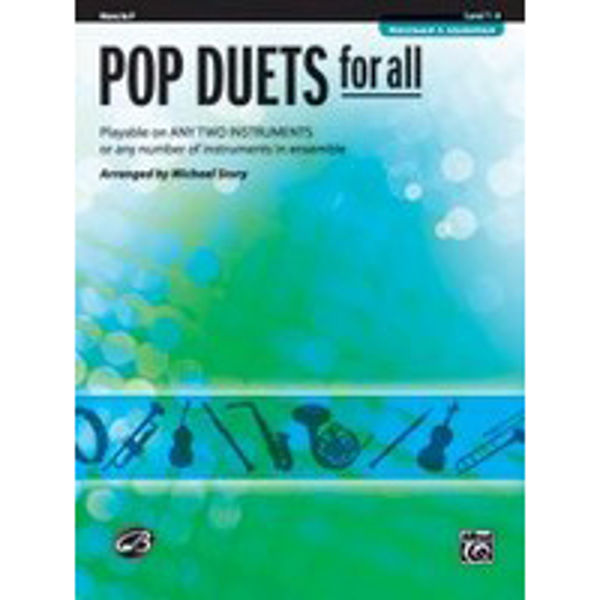 Pop duets for all Horn