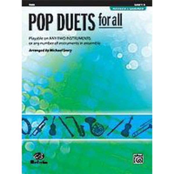 Pop duets for all Viola