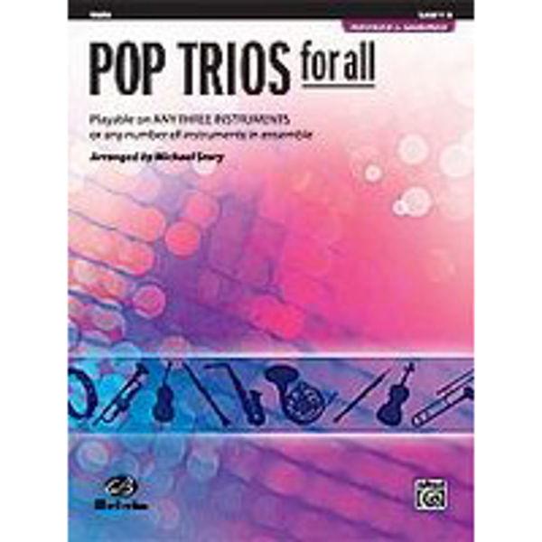 Pop trios for all Violin