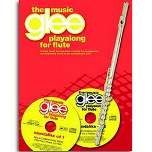 Glee Playalong for Flute