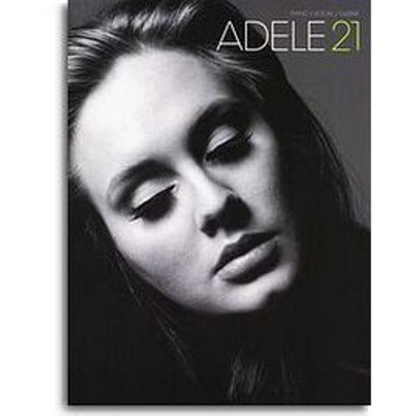 Adele 21, Piano/Vokal/Gitar