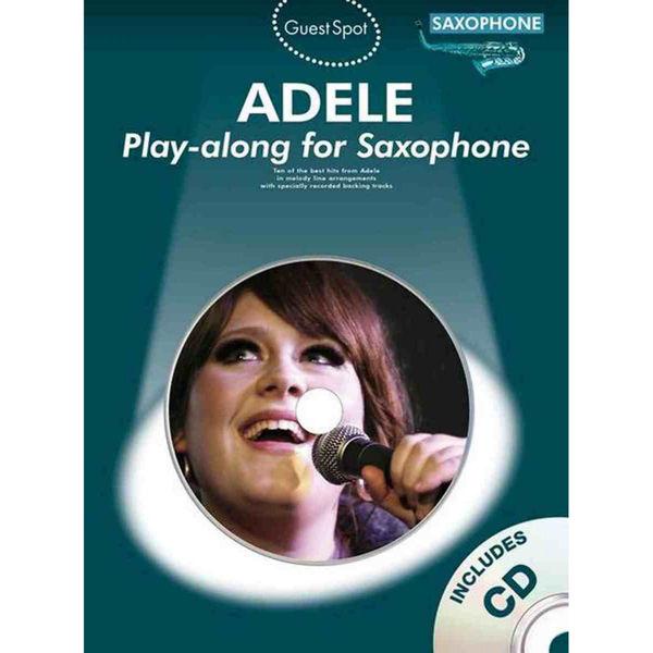 Guest Spot Adele - Alto Saxophone - Playalong