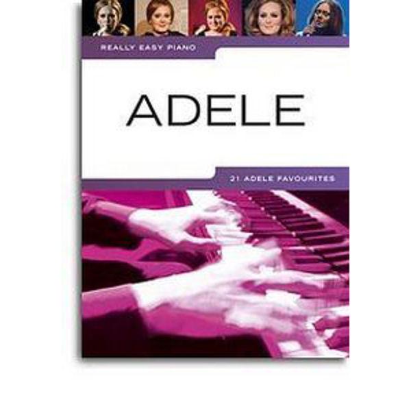 Really Easy Piano Adele  21 Favourites