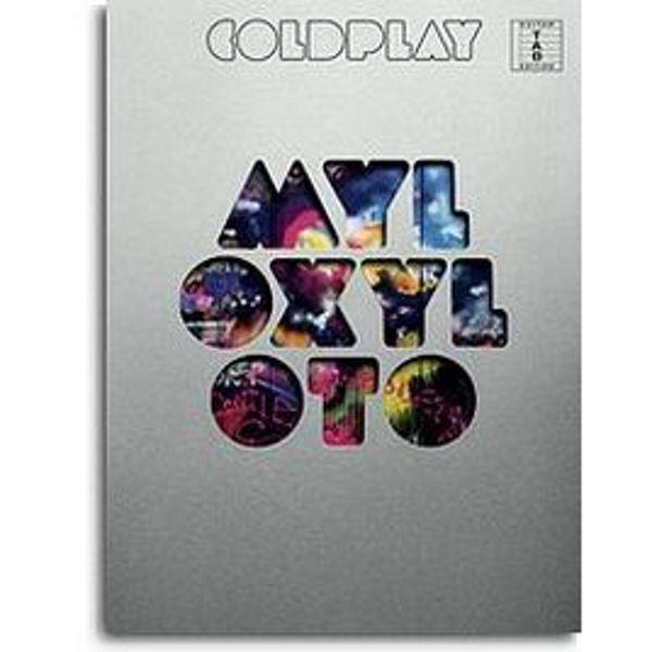 Mylo Xyloto, Coldplay - Gitar (TAB)