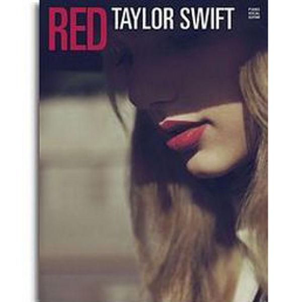 Taylor Swift - Red - Piano/Vokal/Gitar