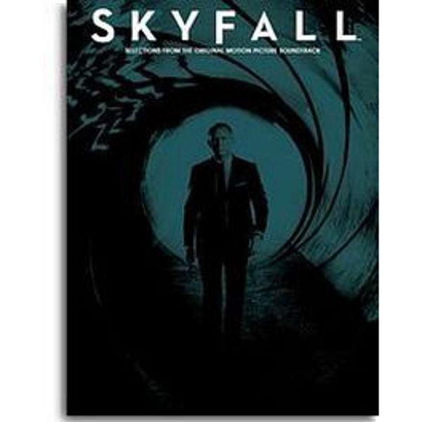Skyfall: Soundtrack Selections James Bond Piano