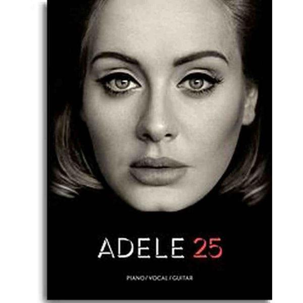 Adele 25, Piano/Vokal/Gitar