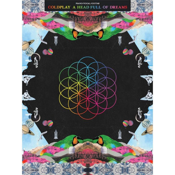A Head Full Of Dreams, Coldplay (PVG)