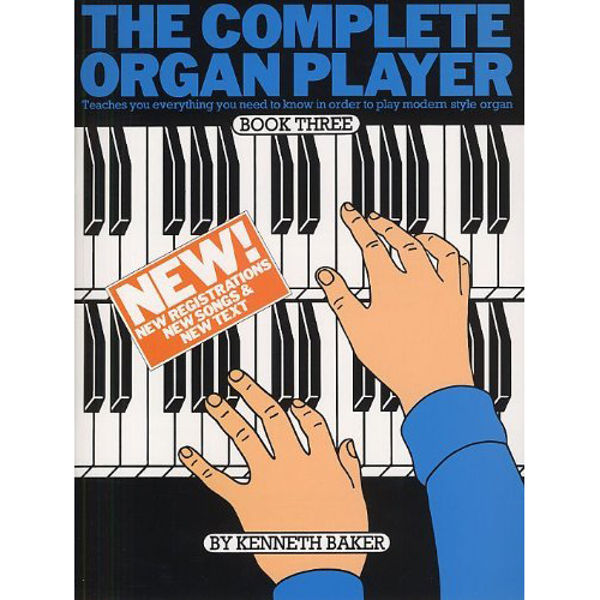 Complete Organ Player 3 Baker
