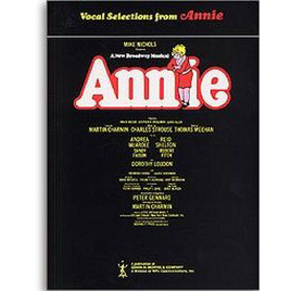 Selection from Annie PVG