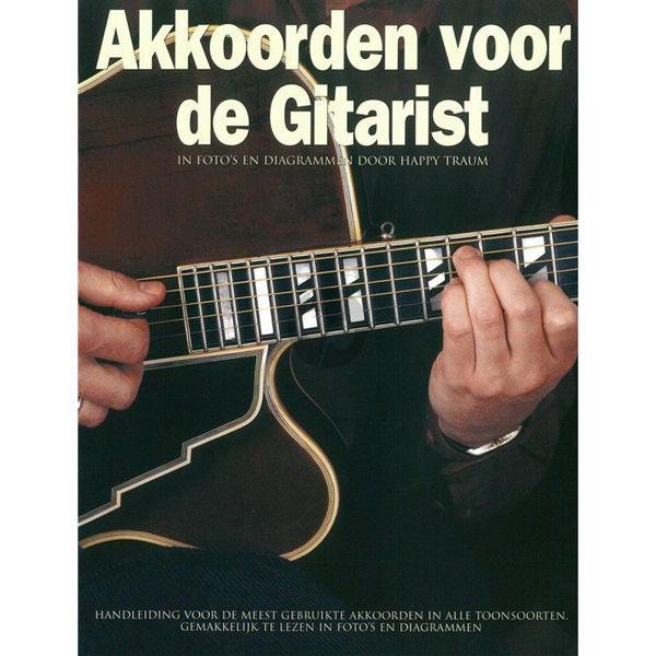 Akkoorden voor de Gitarist - Harry Traum