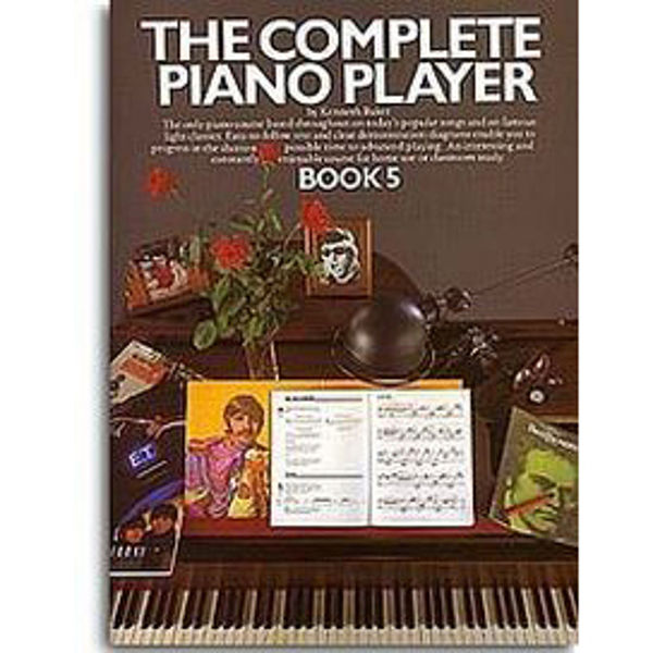 Complete Piano Player 5